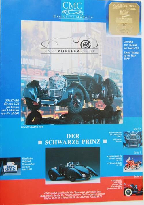 CMC Katalog 1995 Rarität