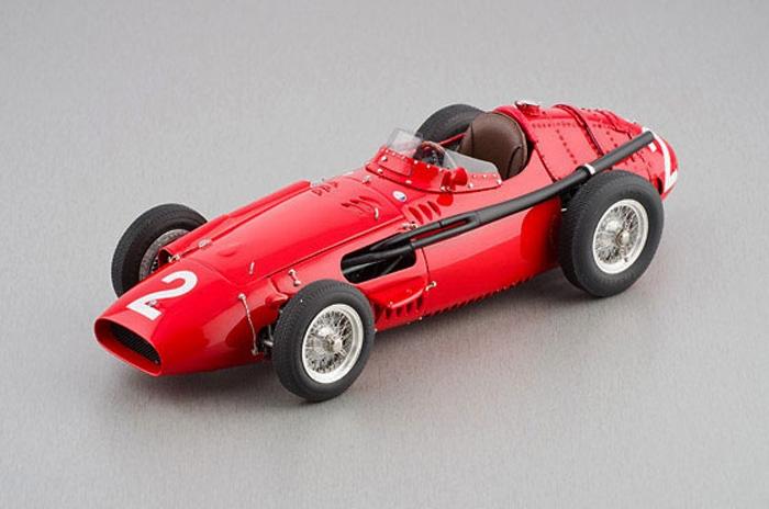 "CMC Maserati 250F GP France #2, ""Fangio"", 1957"