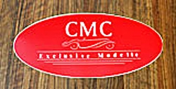 CMC Mercedes-Benz SSK, 1930 Clear Finish inkl. Vitrine