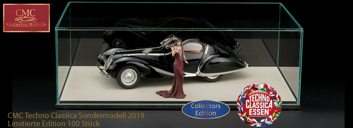 CMC Talbot Lago schwarz, 9. Collector's Edition