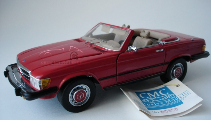 CMC Mercedes-Benz 450 SL, US Version, 1973-89