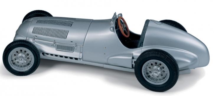 CMC Mercedes-Benz W125, 1937