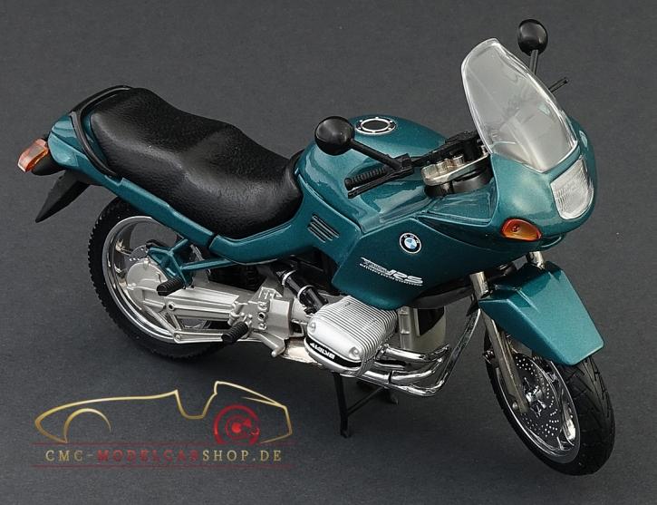 CMC BMW Motorrad R1100 RS, 1:12 grün Halbverkleidung