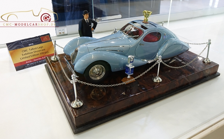 CMC Exhibition Showcase, Talbot-Lago Coupé T150 C-SS