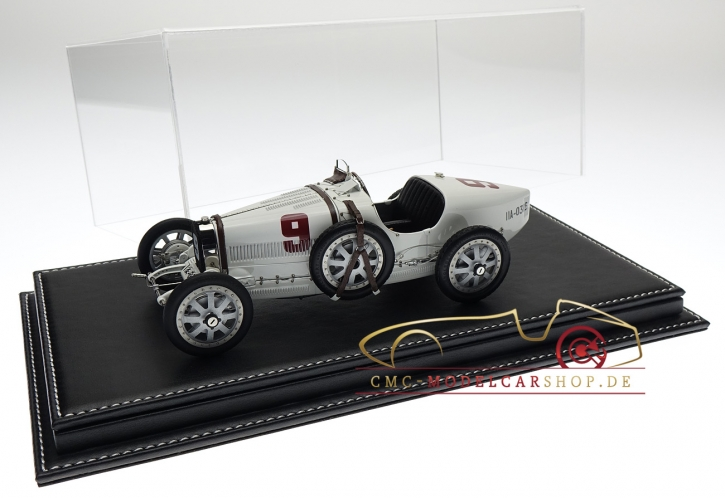 CMC Bugatti T35 #9 Grand Prix Germany incl. Atlantic showcase