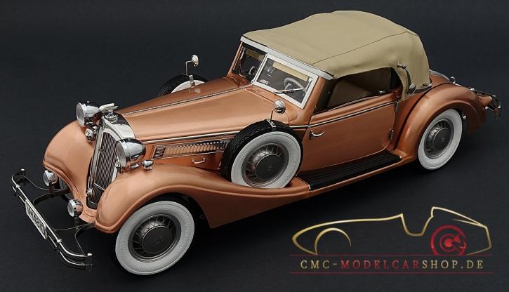 CMC Horch 853, 1937 cuivre, Édition Limitée 200