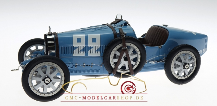 CMC Bugatti T35 #22 GP Frankreich, Nation Color Project