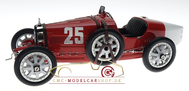 CMC Bugatti T35 Portugal, Nation Color Project
