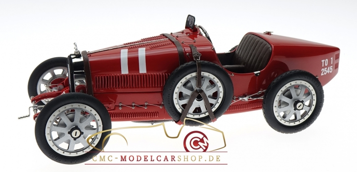 CMC Bugatti T35 Italien, Nation Color Project