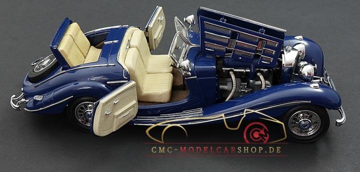CMC Mercedes-Benz 500 K, Spezialroadster offen, 1936