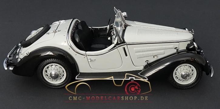 CMC Wanderer 25 K, Roadster, schwarz/grau, 1936-38