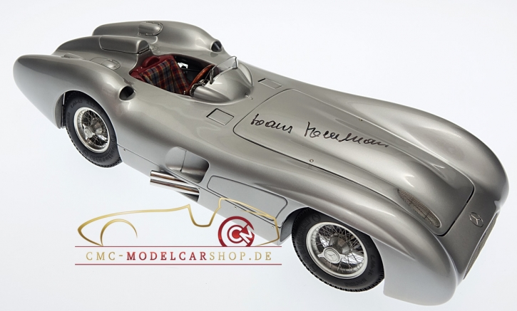 CMC Mercedes-Benz W196R, sign. Hans Herrmann
