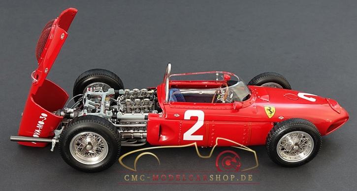 CMC Ferrari Dino 156 F1 #2 Phil Hill, Sharknose, Monza 1961