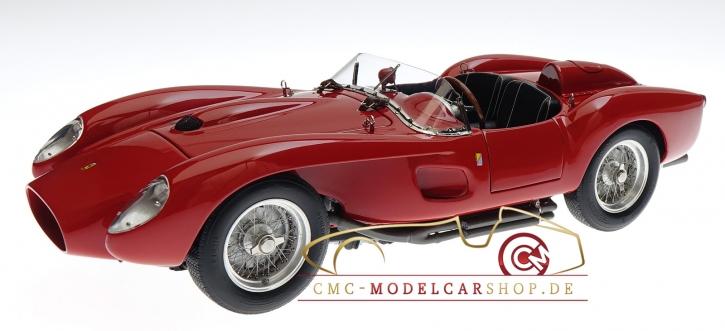 CMC Ferrari Testa Rossa, signed CMC CEO Mrs. Shuxiao Jia 3.Collectors Edition