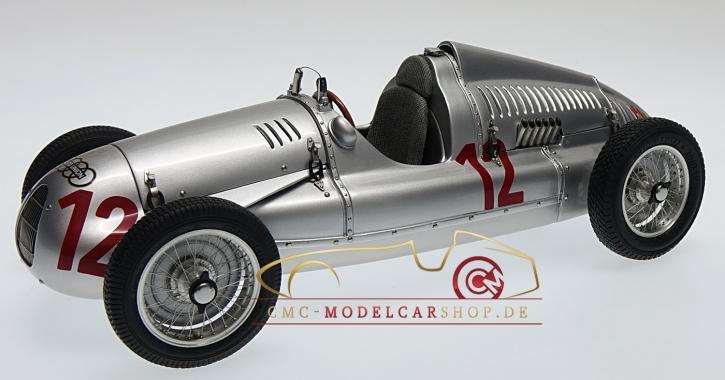 CMC Auto Union Typ D #12, 1938/39 GP France 1939