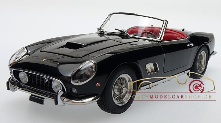 CMC Ferrari 250 SWB California Spyder schwarz 1960