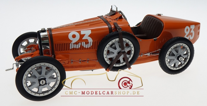CMC Bugatti T35 Pays-Bas #23, Nation Color Project