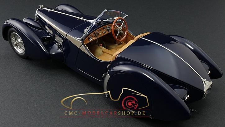 CMC Bugatti 57 SC Corsica Roadster, 1938