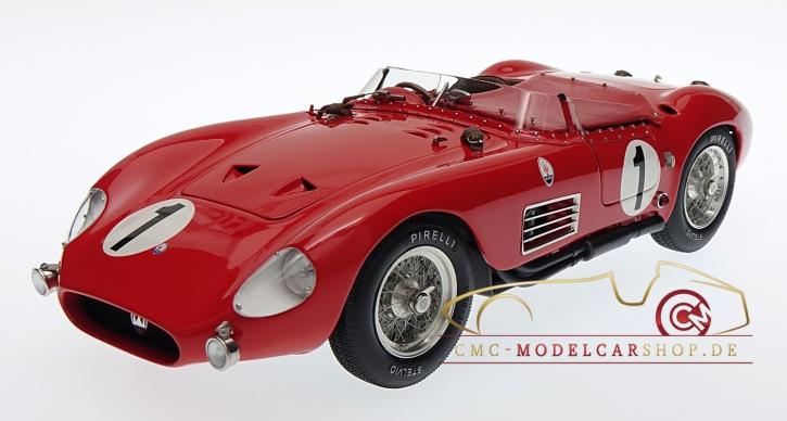 CMC Maserati 300S #1 24H Le Mans, Frankreich, 1958