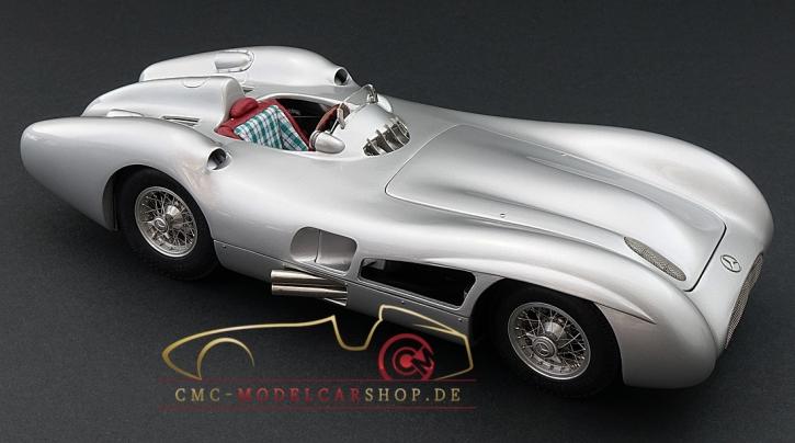 CMC Mercedes-Benz W 196R, Stromlinie, 1954 Version