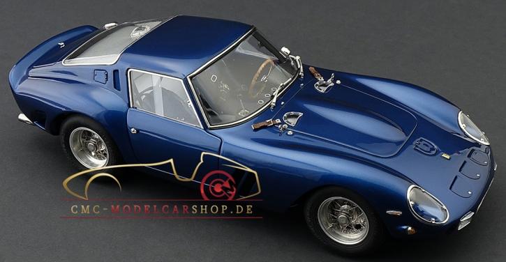 CMC Ferrari 250 GTO, 1962 Blau