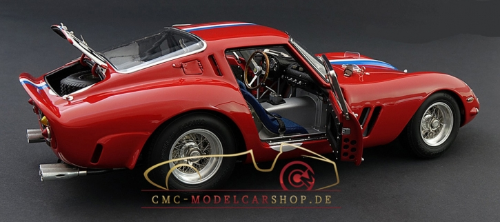 CMC Ferrari 250 GTO Le Mans #19, 1962