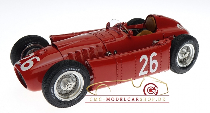 CMC Lancia D50 Alberto Ascari #26 GP Monaco