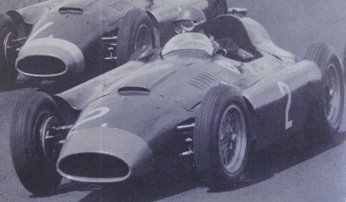 CMC Ferrari D50, 1956 long nose, GP Deutschland #2 Collins