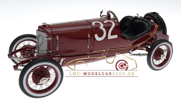 CMC Mercedes Targa Florio, 1924 #32 Christian Lautenschlager/Wilhelm Traub, 2.Platz