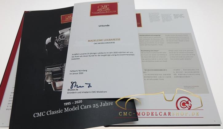 CMC Auszeichnung