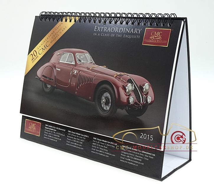 "CMC Kalender ""20 Jahre CMC"" 2015"