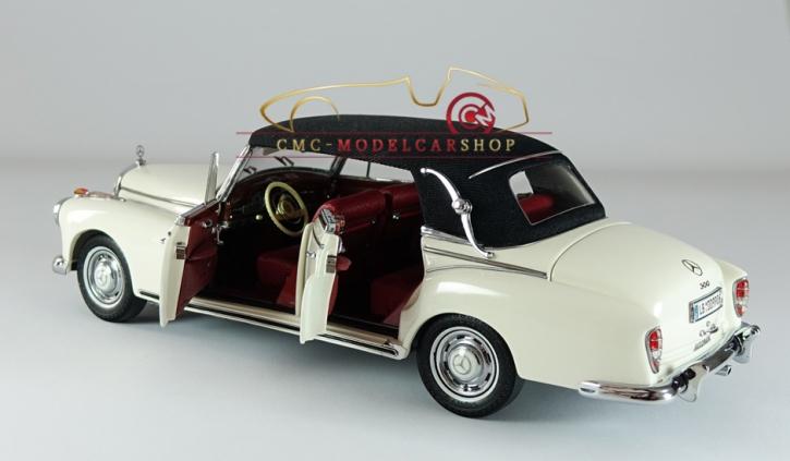 CMC Mercedes-Benz Typ 300 d, Cabriolet, 1958-1962