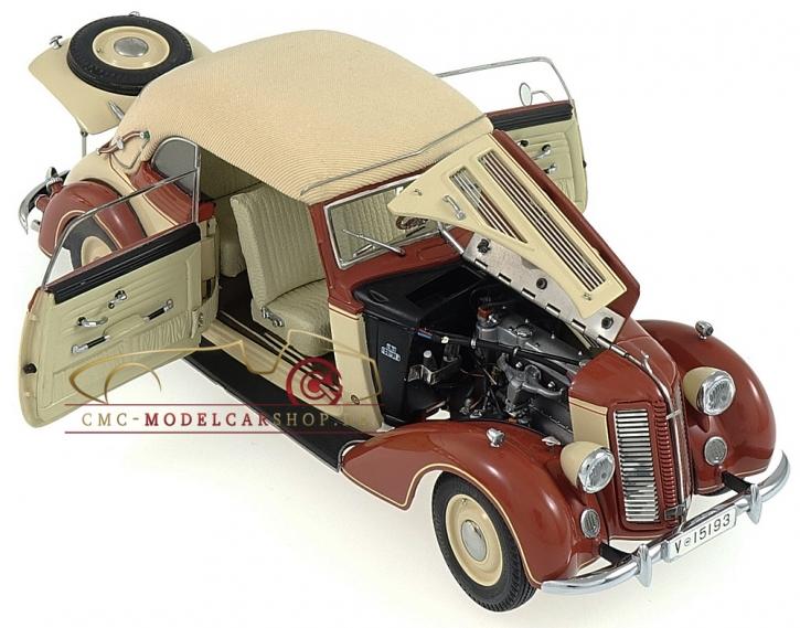 CMC Audi 920, 1938-1940