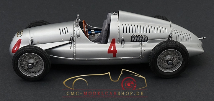 CMC Auto Union Typ D #4, Tazio Nuvolari, 1938/39