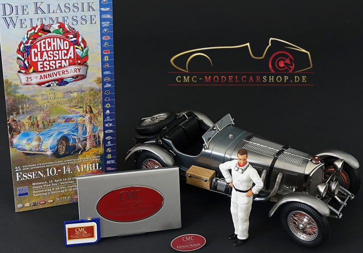 CMC Mercedes-Benz SSKL, 1. Collectors Edition