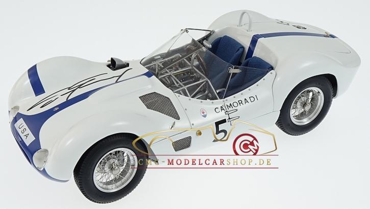 CMC Maserati Tipo 61 Birdcage, 1960, sign. Dan Gurney