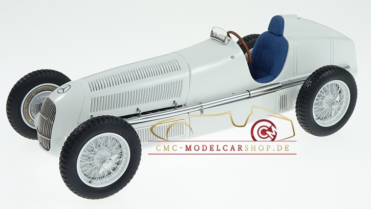 CMC Mercedes-Benz W 25, Ein Mythos in weiß, 1934