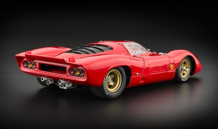 CMC Ferrari 312P Berlinetta Rennsport-Coupé 1969