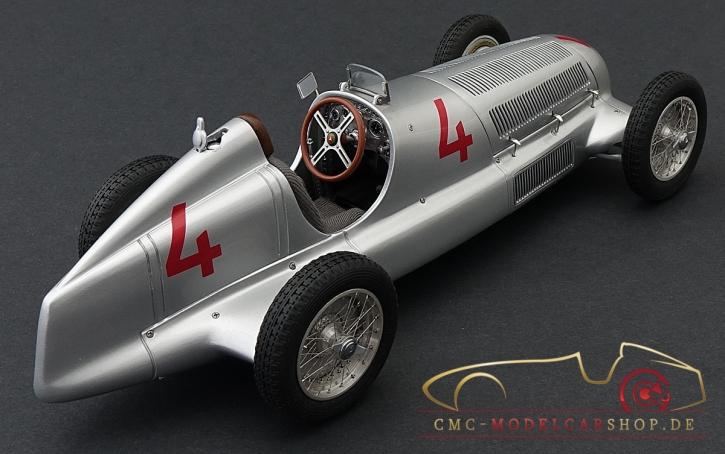 CMC Mercedes-Benz W25, 1935 GP Monaco # 4 L. Fagioli