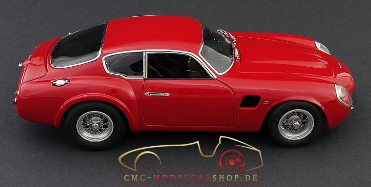 CMC Aston Martin DB4 GT Zagato rot, 1961