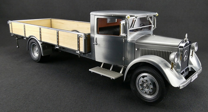 CMC Mercedes-Benz camion LO 2750, 1934-38 finition claire