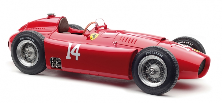 CMC Ferrari D50, 1956 GP France #14 Collins