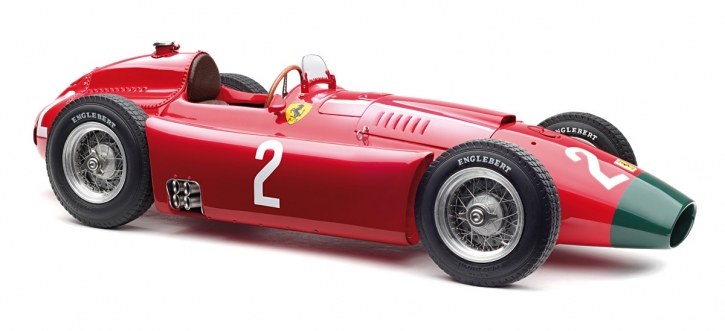 CMC Ferrari D50, 1956 long nose, GP Allemagne #2 Collins
