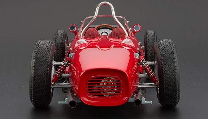 CMC Ferrari Dino 156 F1, Sharknose, 1961 ohne Startnummer