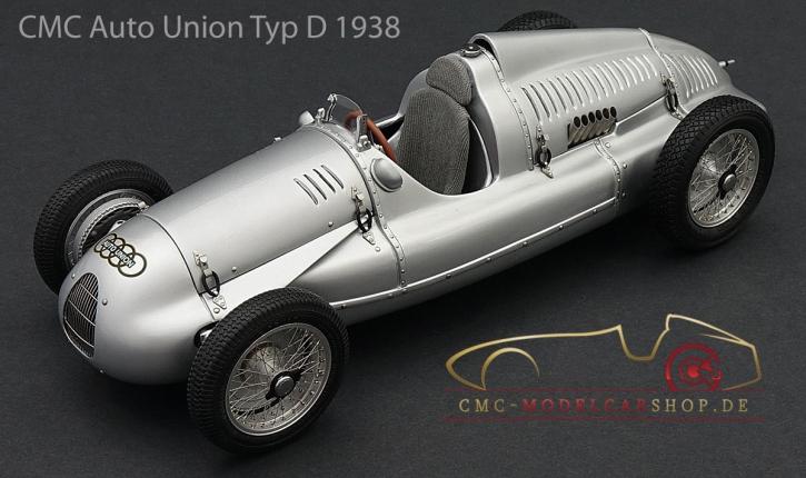 CMC Auto Union Typ D, 1938/39