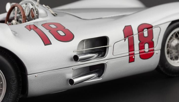 CMC Mercedes-Benz W196R, Stromlinie #18 Fangio