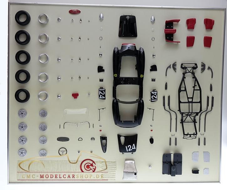 CMC Model Art Ferrari Testa Rossa Panneau de pièces