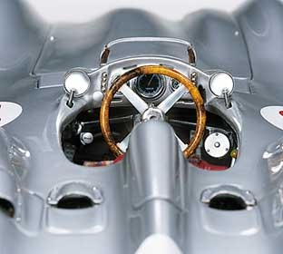 CMC Mercedes-Benz W 196 R #16, Stirling Moss, GP Monza 1955
