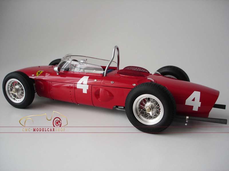 Cmc Ferrari Modellauto Voiture Modellauto Modellbau Miniature