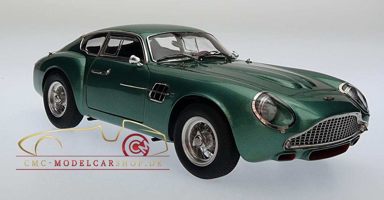 Cmc Aston Martin M132 Model Car Zagato Miniature Modelcar
